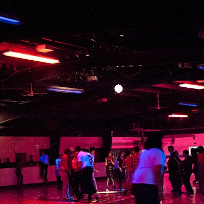 Roller Disco at the Skatium