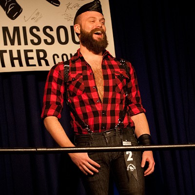 Mr. Missouri Leather 2013