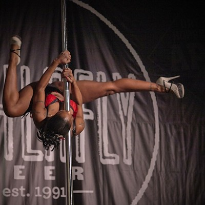 The Gateway Pole Dance Competition, 2013 (NSFW)