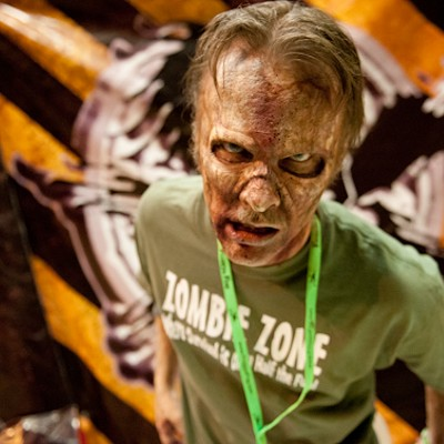 Gory Glory at the TransWorld Haunt Show
