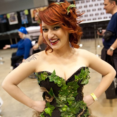 The Women of St. Louis Comic Con
