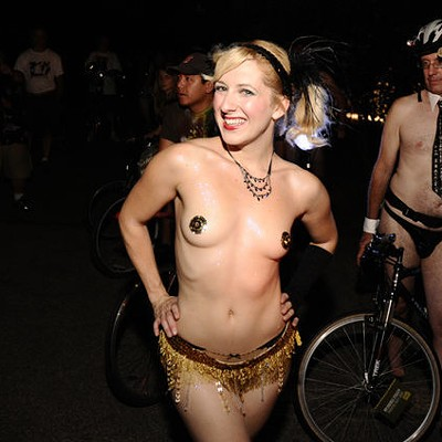 Best of World Naked Bike Ride (NSFW)
