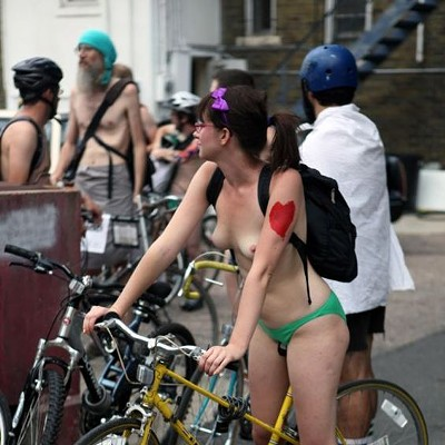 Best of World Naked Bike Ride (NSFW)