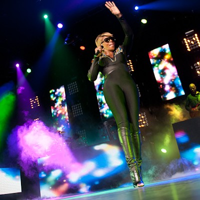Mary J. Blige at Chaifetz Arena