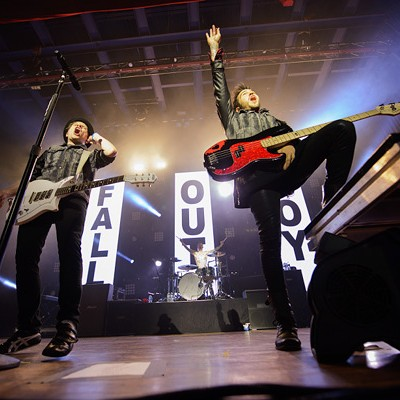 Fall Out Boy at the Pageant