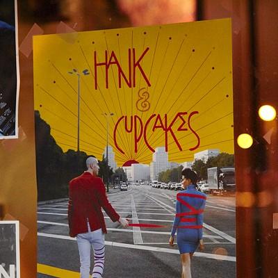 Hank and Cupcakes at Plush