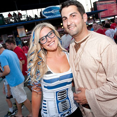 <I>Star Wars</I> Night at Busch Stadium
