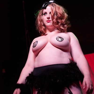 What the Hoo Burlesque at the Crack Fox