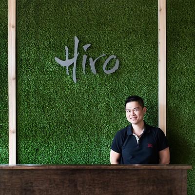 Inside Hiro Asian Kitchen on Washington Avenue
