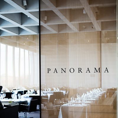 Saint Louis Art Museum's new restaurant, Panorama