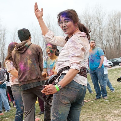 2013 St. Louis Holi Celebration