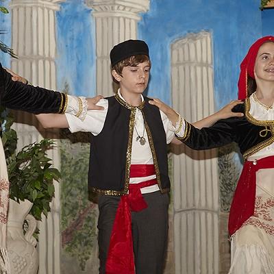 People of 2013 Greek Fest