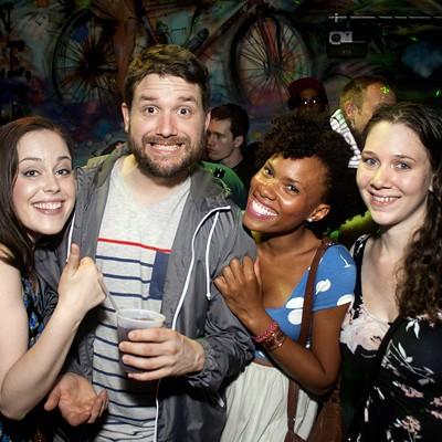DJ Dance Party at Handlebar