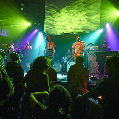 Orgone at the Old Rock House