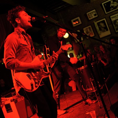 Sleepy Kitty's Record Release at Off Broadway