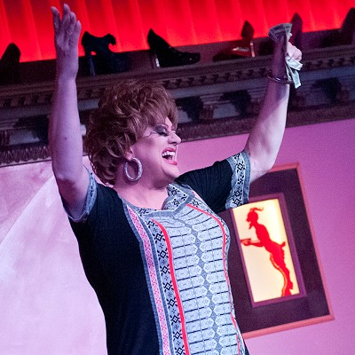 Miss Spirit of St. Louis Pageant at Hamburger Mary's