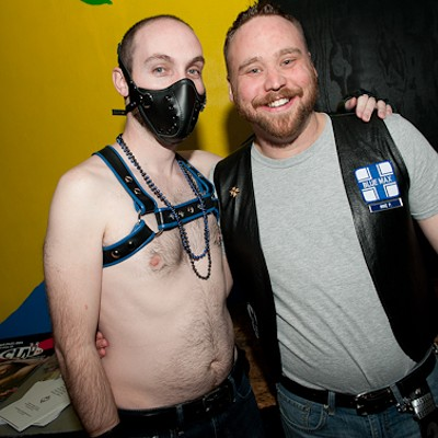 NSFW: Mr. Missouri Leather 2014 at JJ's Clubhouse