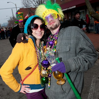 NSFW: The People of Mardi Gras 2014