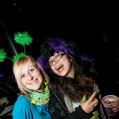 Party People of Psychotronic 8 at Old Rock House
