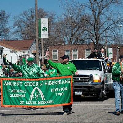 St. Patrick's Day 2014 in Dogtown
