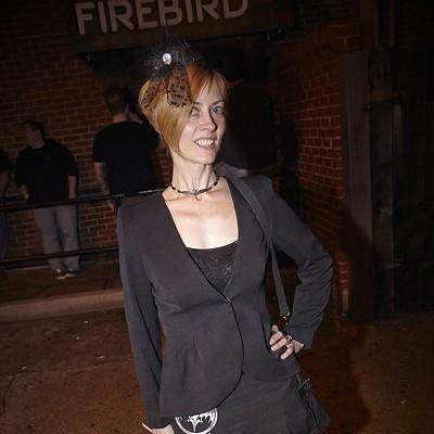 Gary Numan at the Firebird