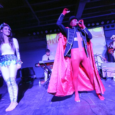 Of Montreal Marks Debut of New Venue the Ready Room