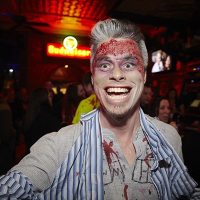 Zombies Invade Soulard for Beer