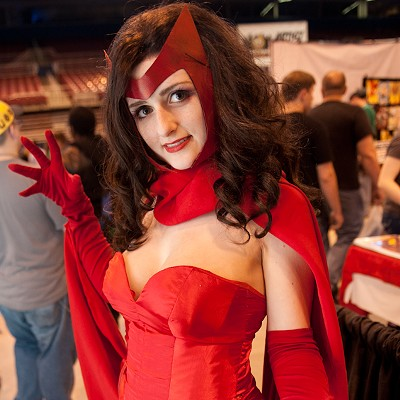 Film Fashion at Wizard World 2014