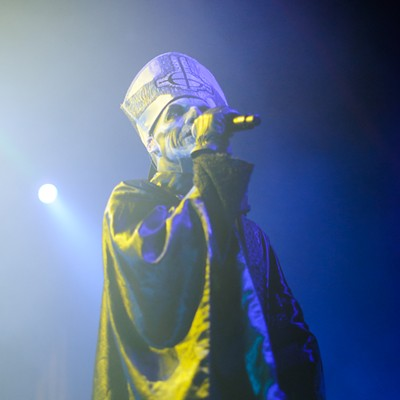 Ghost Preaches a Different Easter Gospel at the Pageant