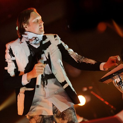 Arcade Fire at Chaifetz Arena