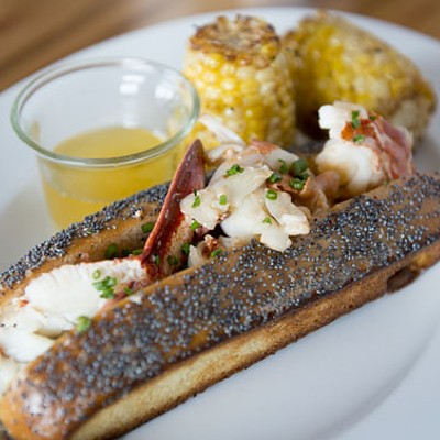 Three Flags Tavern: Best New Restaurant of 2014?