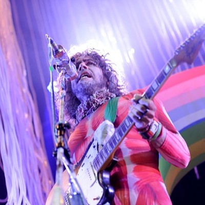 "Flaming Lips Say ""Fuck Yeah, St. Louis"" at the Pageant"