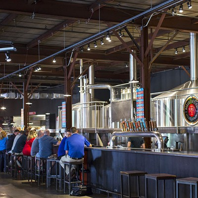 Urban Chestnut Serves Delicious Eats as well as Craft Beer in The Grove
