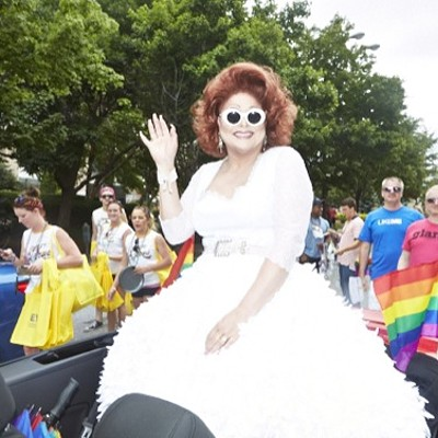 Scenes from PrideFest 2014