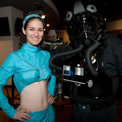 Star Wars Night at Busch Stadium 2014
