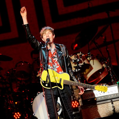 Beck Rediscovers St. Louis Fans at the Pageant
