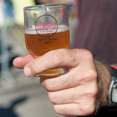 Beer Bonanza at Schlafly's 'Hop in the City'