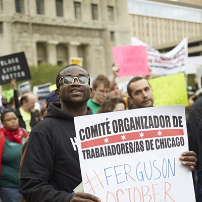 The Faces of #FergusonOctober