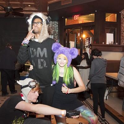 RL Grime Fans at Old Rock House