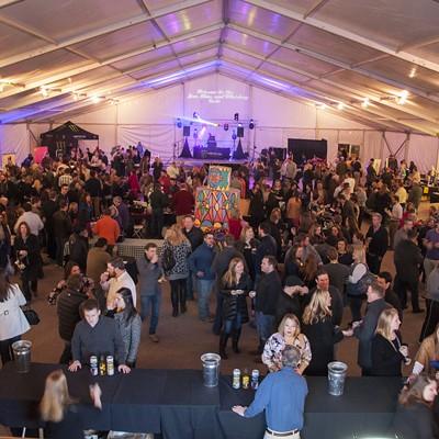 Mardi Gras Wine, Beer and Whiskey Taste 2015
