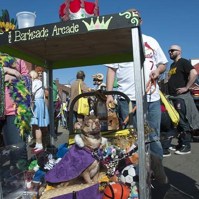 2015 Beggin' Pet Parade and Blues Traveler