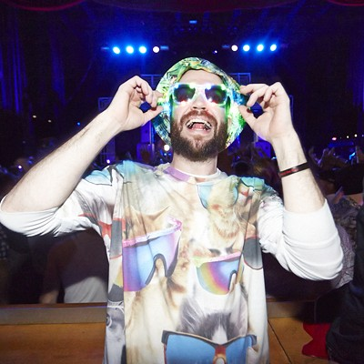 Steve Aoki at The Pageant March 2, 2015
