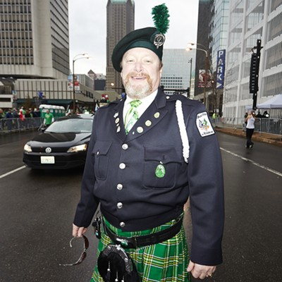 St. Patrick's Day Parade and Run 2015