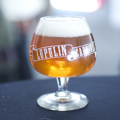 2015 Lupulin Carnival at 4 Hands Brewing