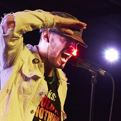 Ferguson Rocks featuring Tom Morello and the Freedom Fighter Orchestra