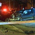 Police Chase of Stolen Car Leaves Two Hit, One Injured