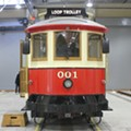 Trolley is Starting Full-Track Testing. But Actually Operating? That Takes Money