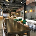 Downtown St. Louis' First Food Hall Opens Monday