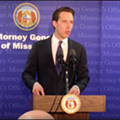 Greitens' Handling of Mission Continues Donor List Likely a Felony, AG Says