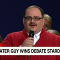 Photo of Ken Bone, His Son and a Gun Attracts Police Attention, Suspension
